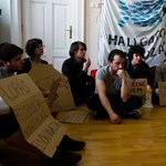 Egyetemisták foglalták el a SOTE rektori hivatalát a Schmitt-ügy miatt