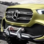 Kimaxolva: így néz(ne) ki az ültetett, tuningolt platós Mercedes