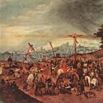 Nagy fogásban reménykedtek a tolvajok, de csak egy hamis Brueghelt sikerült ellopniuk