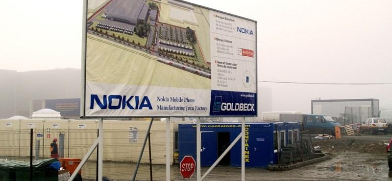 Leépít a Nokia Erdélyben