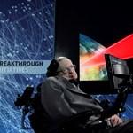 Valóra válhat Stephen Hawking nagy álma, űrutazásra készül