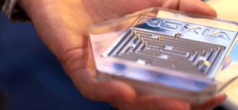 Videó: ilyen egy valóban vízálló okosmobil