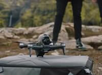 140 km/h-val repeszt a DJI új drónja