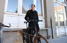 """""""Urban vs Orban"""" - Egy biciklis oldalnak is bejött a Városházára érkező Karácsony"""