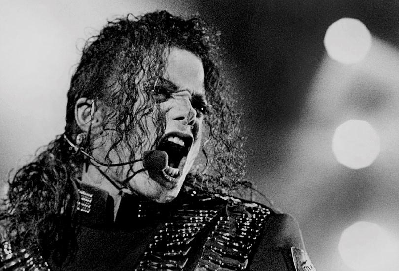 Michael Jackson élete képekben - Nagyítás
