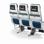Ilyen lesz KLM repülőinek belseje – fotók