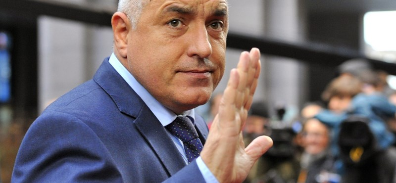 Le is mondott a bolgár miniszterelnök