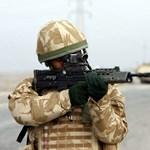 Amerikai katonák légitámaszpontját érte támadás Irakban