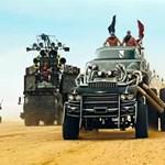 """""""Legyenek királyak, vagy kinyírlak"""" – ezt mondta a rendező az új Mad Max autótervezőjének"""