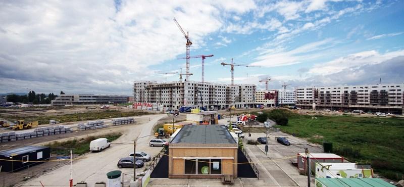Magyarország vezeti az európai lakáspiacot
