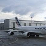Készül az első európai A380-as