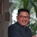 Trump figyelmeztetést kapott Észak-Koreától