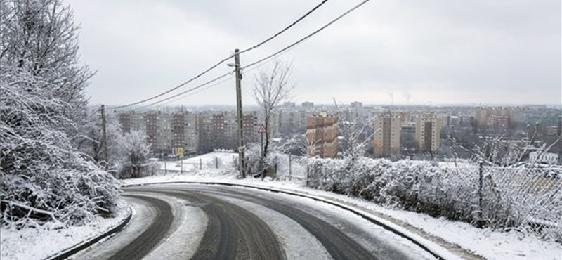 Havazás a Dunántúlon: nem engedték be a kamionokat Horvátországba és Szlovéniába