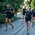 Ma már Japánnal meccselnek a magyar vízilabdás lányok