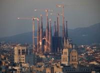 Engedély nélkül épült a Sagrada Familia