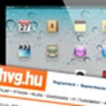 Itt az iPadre optimalizált HVG.hu! De mi kellhet még?