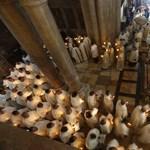Fotók: Jeruzsálemben megkezdődtek a nagypénteki ünnepségek