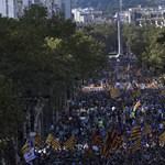 """""""Lázadás"""" miatt több mint 10 év börtönt kérnek a volt katalán vezetőkre"""