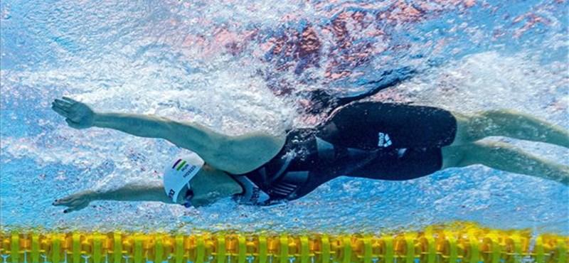 Egy nap alatt három érmet szereztek a magyar úszók a csinani világkupán