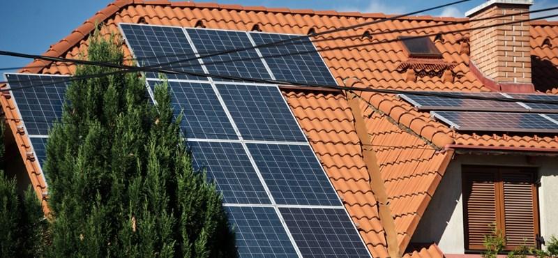 87 ezer család kaphat támogatást napelemes rendszerekre