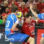 Kettős győzelemmel nyolc között az MKB Veszprém