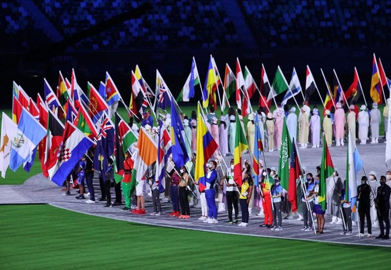 La ceremonia de clausura se llevó a cabo en Tokio, despedida de los Juegos Olímpicos: 6 de oro, 7 de plata y 7 de bronce en la balanza húngara.