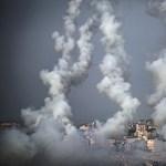 Több mint 150 rakétát lőttek ki Izrael felé