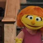 Autista szereplő érkezett a Sesame utcába
