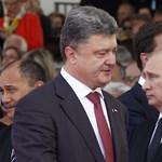 Az ukránok cáfolják, hogy Putyin titokban találkozott az ukrán elnökkel