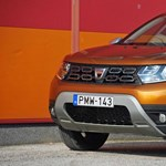 Tisztítókúra: erősebb és gyorsabb is lett a Dacia Duster