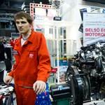 Audi-ösztöndíj: jól járnak a győri egyetem mesterképzéses hallgatói