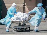 Kilenc újabb koronavírusos esetet regisztráltak