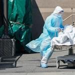 Kalifornia a járvány új nagy központja