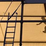 Hárman megsérültek egy budapesti építkezésen