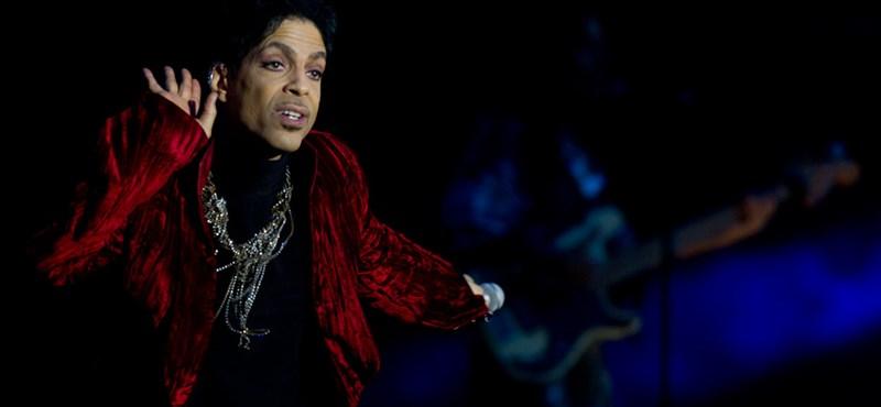 Még nem tudni, hogy mi okozta Prince váratlan halálát