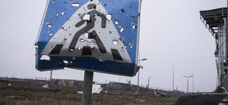 Orosz diverziós felderítő csoportot iktattak ki az ukránok