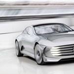 4 elektromos autóval és 2 milliárd euróval lépne a Tesla nyakára a Mercedes