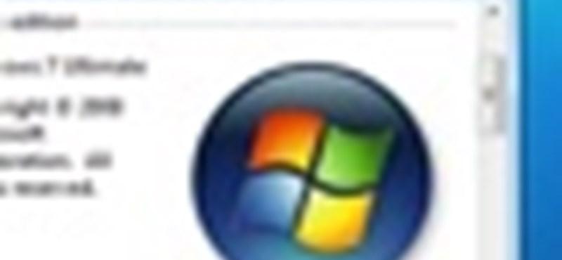 Honnan a Windows 7 elnevezés?
