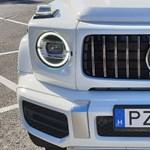Dávid és Góliát: Hány Suzuki Jimny húz el egy Mercedes G63-at? Videó
