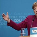 Merkel: Németország támogatja az Oroszország elleni szankciók meghosszabbítását