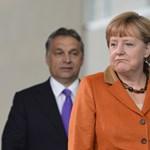 Külön a Merkel-látogatásra csinált kutatást a Nézőpont