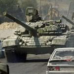 Katonai puccs történhetett Dél-Oszétiában