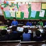 Siralmas körülmények: a világ iskoláinak felében sem víz, sem vécé nincs