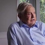 Az emberség erejével alapítványnak adott 130 millió forintot Soros György