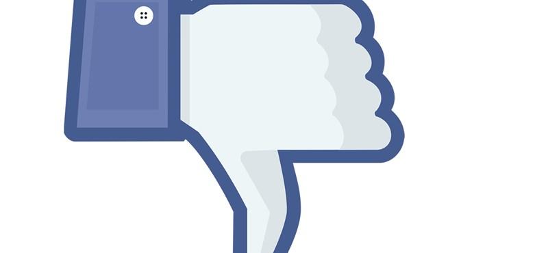 """Nem vicc: Zuckerberg bejelentette, hogy jön a """"nem tetszik"""" gomb Facebookra"""