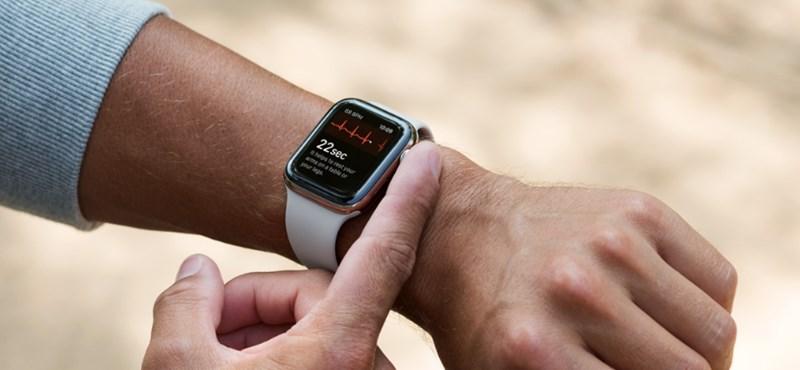 Életet mentett az Apple Watch