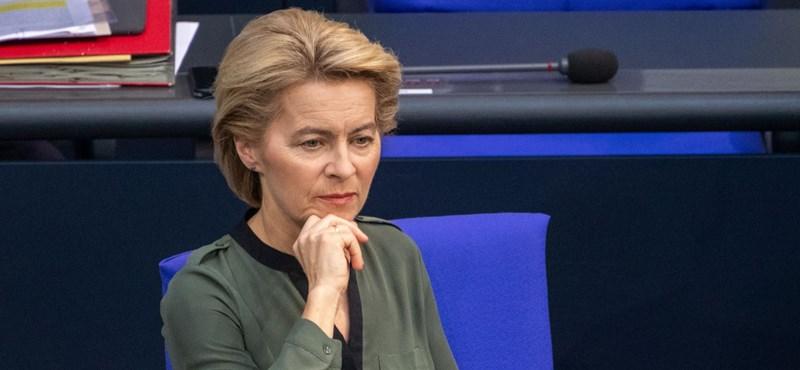 Nem volt mindig kedves a magyar kormányhoz Ursula von der Leyen