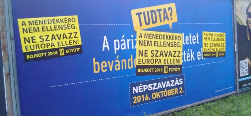 """Kvótanépszavazás: a Tárki is a """"nemek"""" egyértelmű fölényét mutatja"""