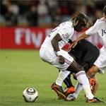 Kiszámítható játék és gólnélküli döntetlen a franciák első meccsén