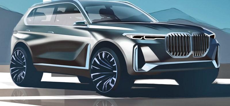 Az eddigi legerősebb BMW lesz az X8 csúcsváltozata
